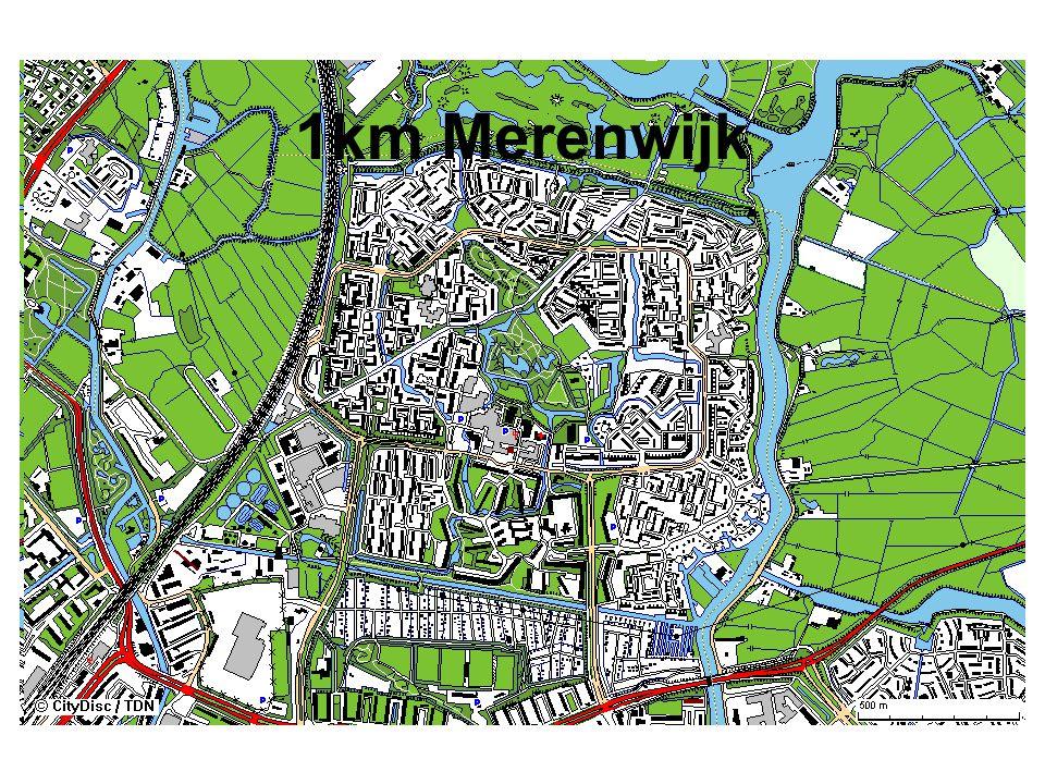 1km Merenwijk