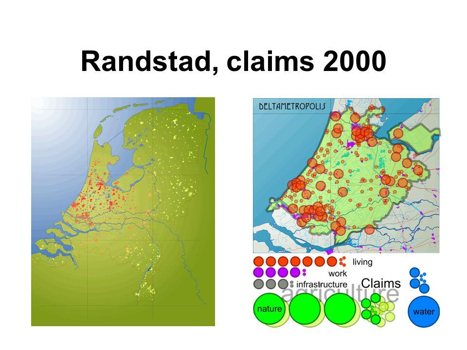 Randstad, claims 2000