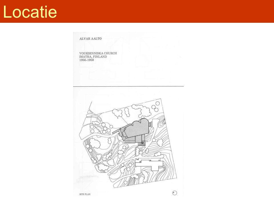 Plattegronden, drs's en aanzichten