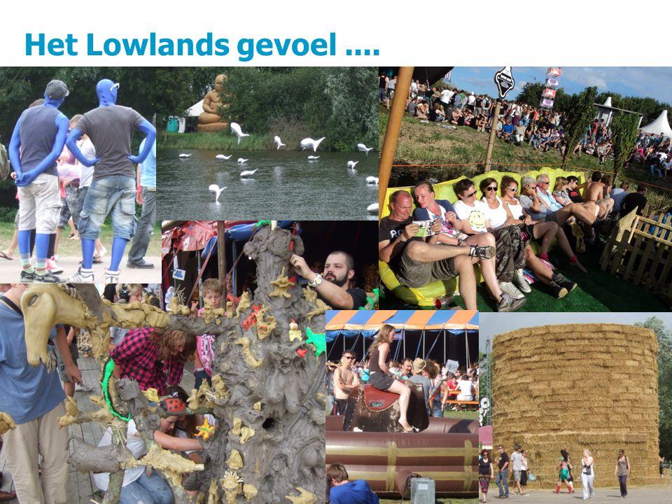 Het Lowlands gevoel.... 2