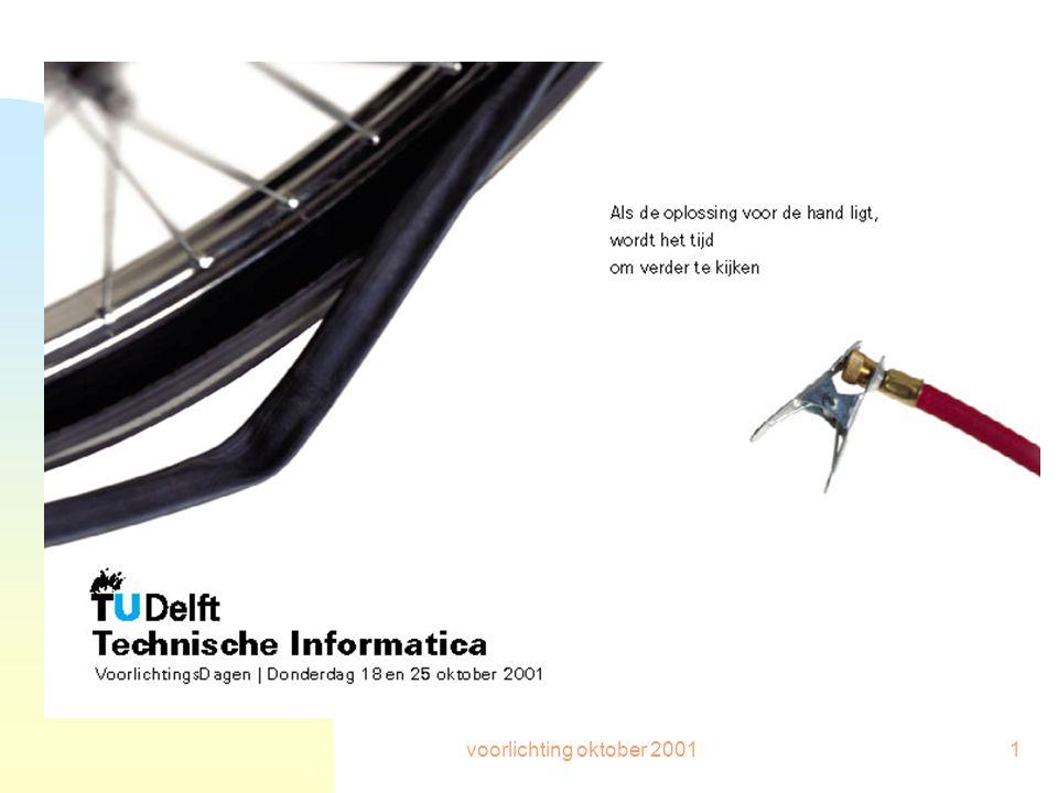 voorlichting oktober 200112 Waarom Delft .