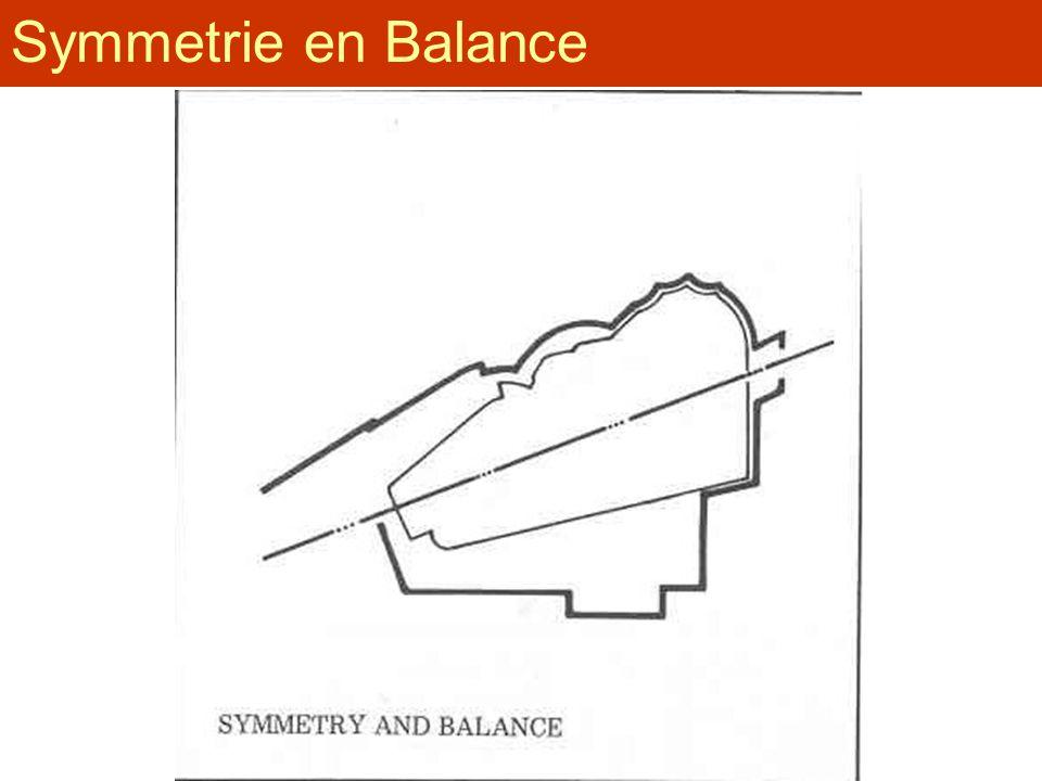 Symmetrie en Balance