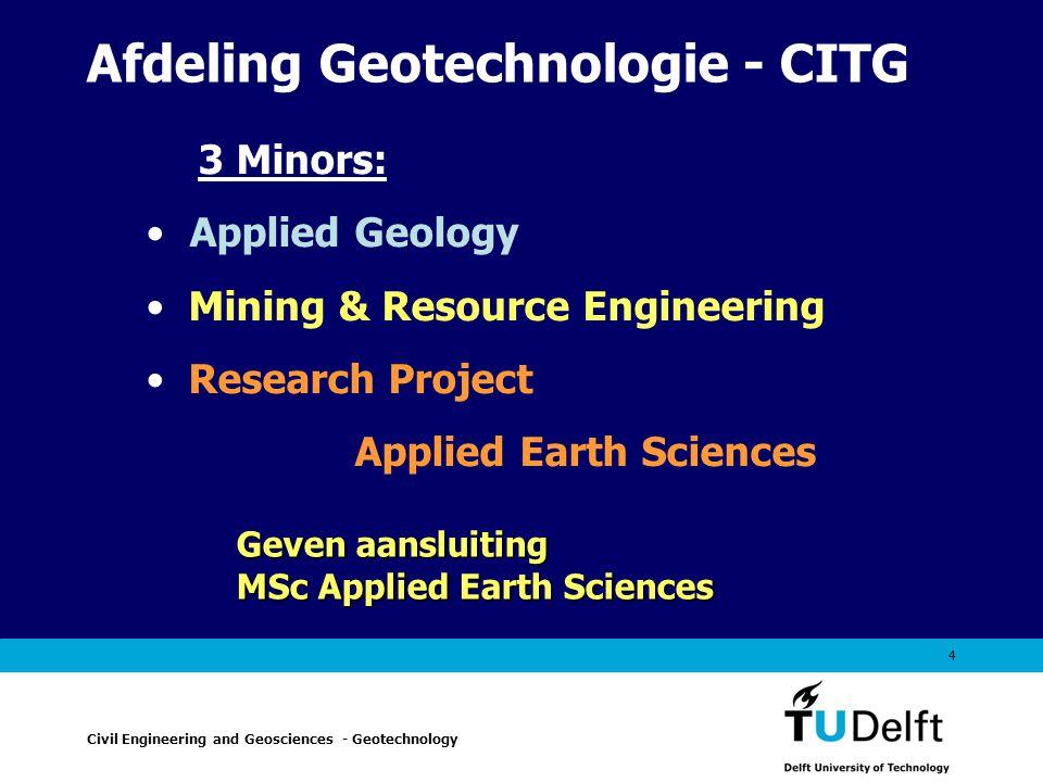5 Minor Applied Geology ->Systeem Aarde Hoe werkt dat?