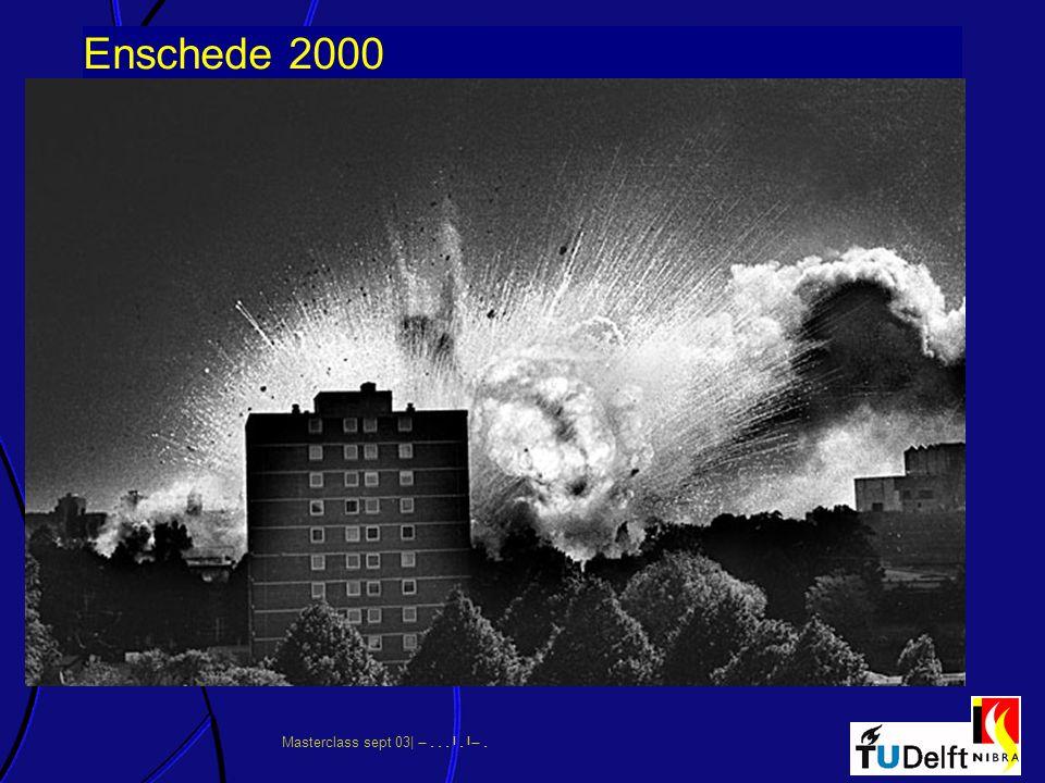 Masterclass sept 03|      Enschede 2000