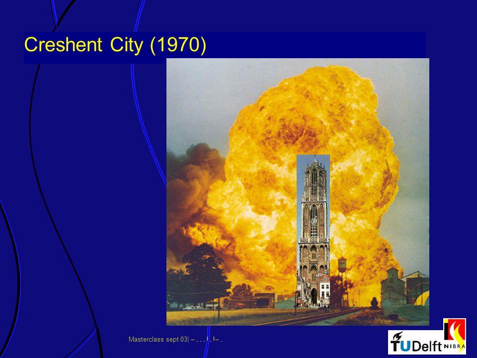 Masterclass sept 03|      Creshent City (1970)