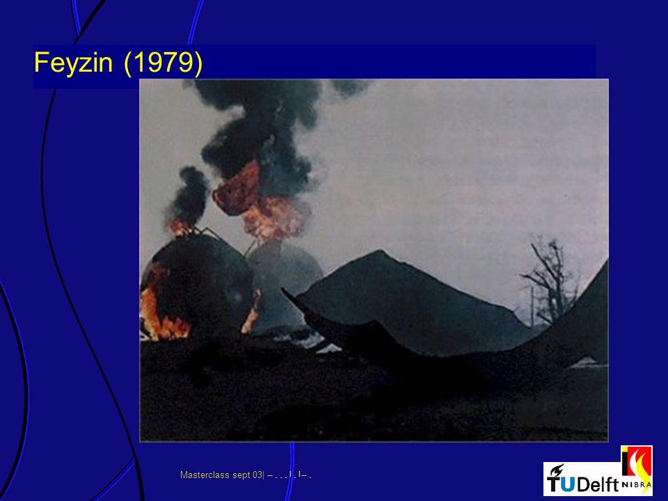 Masterclass sept 03|      Feyzin (1979)