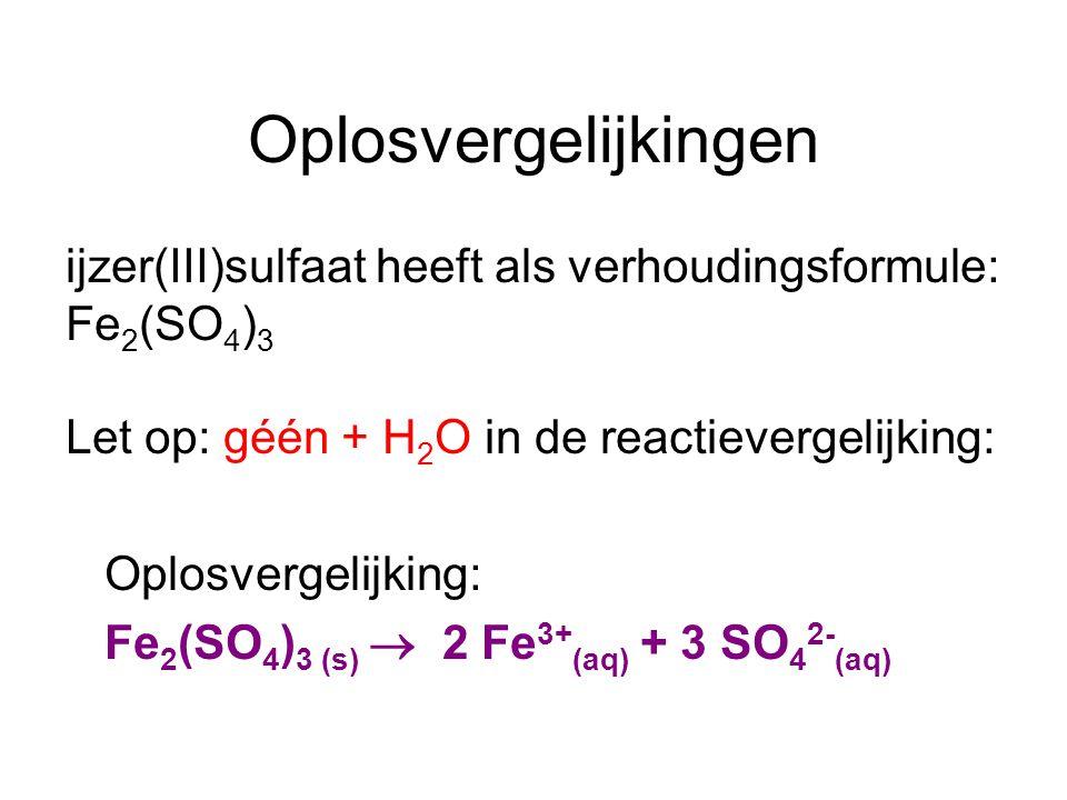 Rekenen met de mol 1Reken de gegeven hoeveelheden om naar mol. 2Reken met behulp van de molverhouding uit de reactie-vergelijking de hoeveelheid mol g