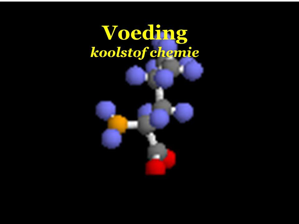 Voeding koolstof chemie