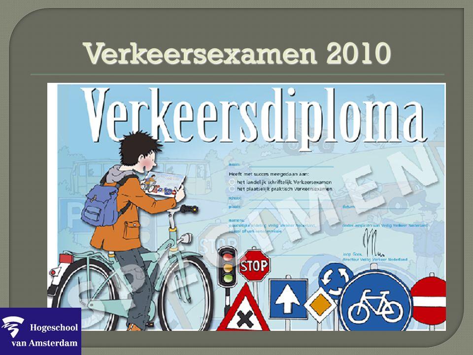 Verkeersexamen 2010