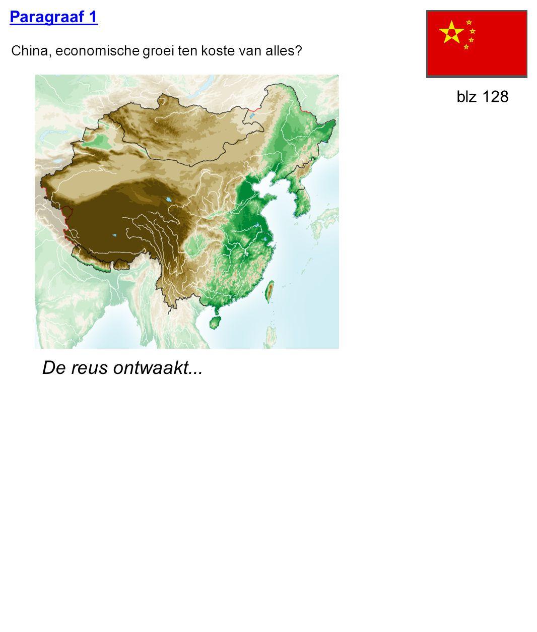 Ontwerp op de lege kaart een geografisch beeld - lees de tekst van paragraaf één - gebruik de atlas - gebruik je eigen kennis - maak gebruik van de hulpschema s