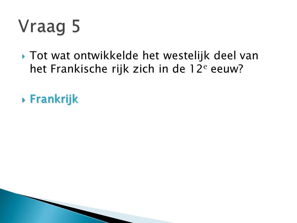  Tot welk rijk behoorden Nederland en België in de Middeleeuwen?  Duitse Rijk