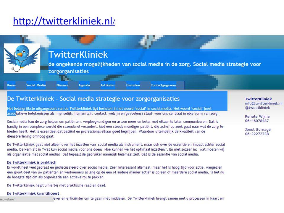http://twitterkliniek.nl /