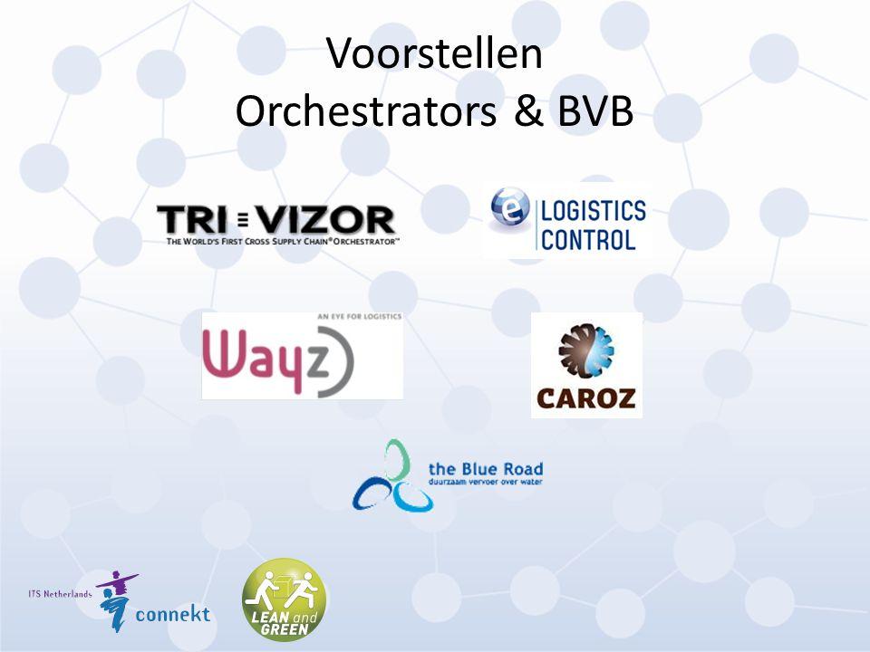 Voorstellen Orchestrators & BVB