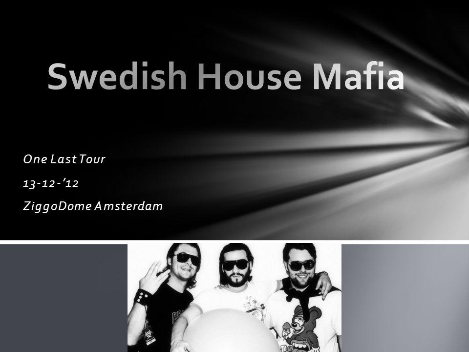 One Last Tour 13-12-'12 ZiggoDome Amsterdam