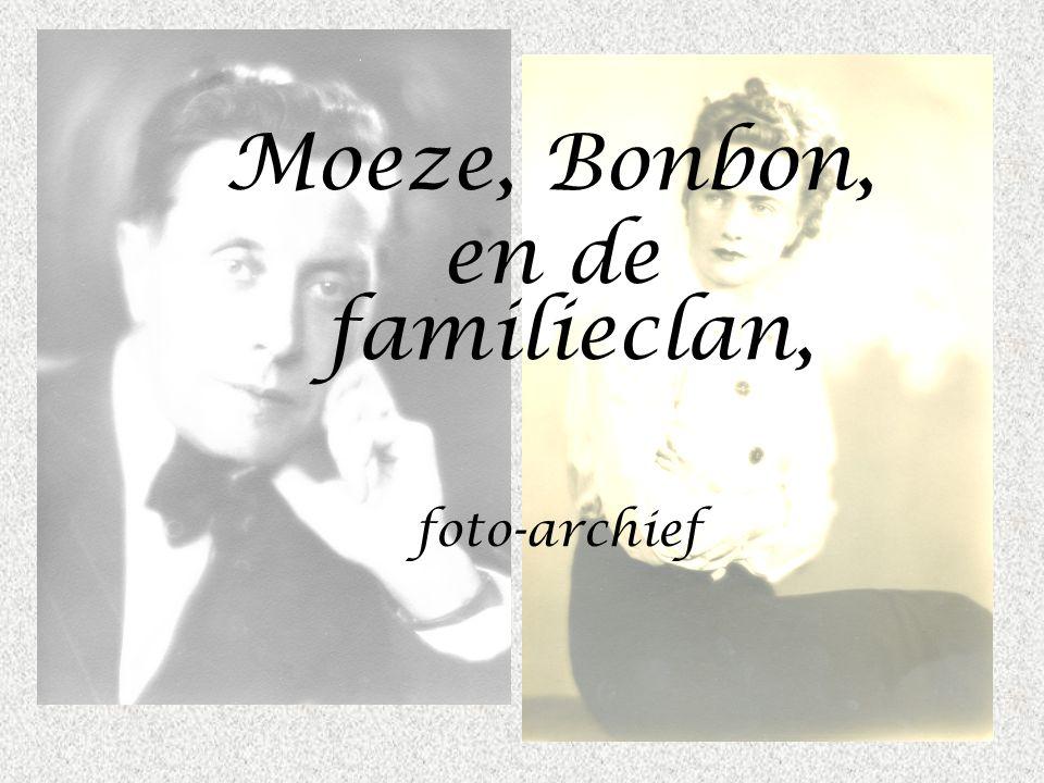 Een nostalgisch, episch en ontroerend beeldarchief van Moeze, Bonbon en hun familieclan