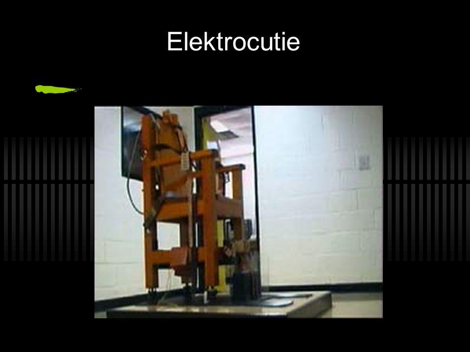 Elektrocutie
