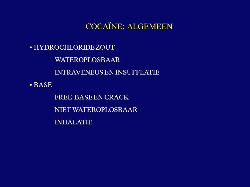 AMFETAMINES: FARMACOLOGIE INVLOED OP ADRENERGE NEUROTRANSMISSIE NORADRENALINE AMFETAMINES + - DOPGAL  1  2  - -