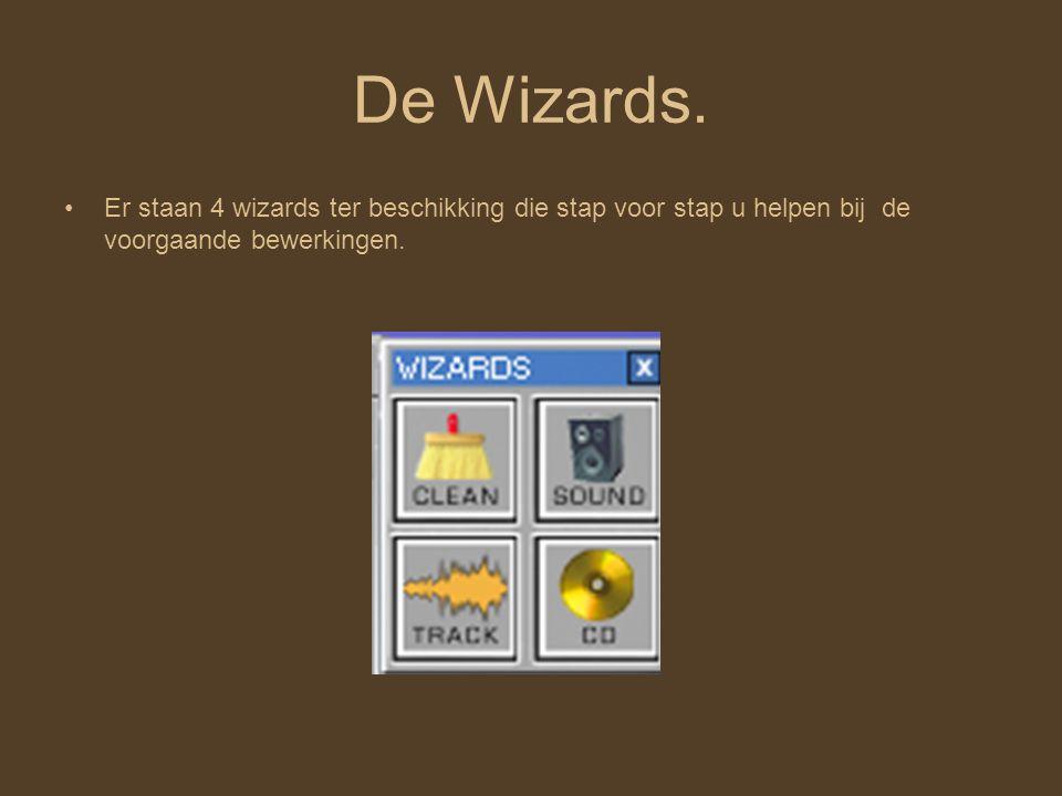 De Wizards.
