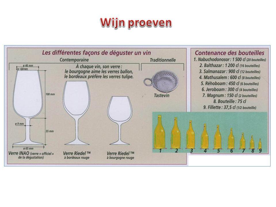 ONVERENIGBAAR Vinaigrette en wijn: bij een slaatje water, water.