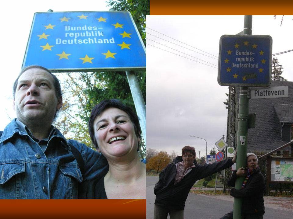 OPDRACHT Neem een foto aan de grens van ons buurland Neem een foto aan de grens van ons buurland