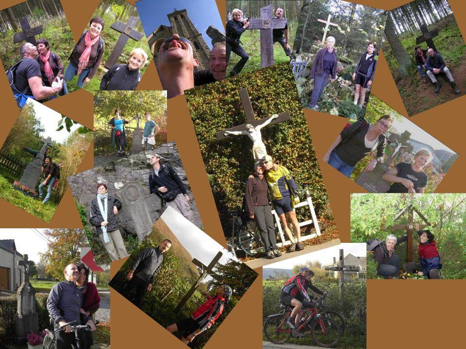 OPDRACHT Neem een foto van 15 kruisen Neem een foto van 15 kruisen