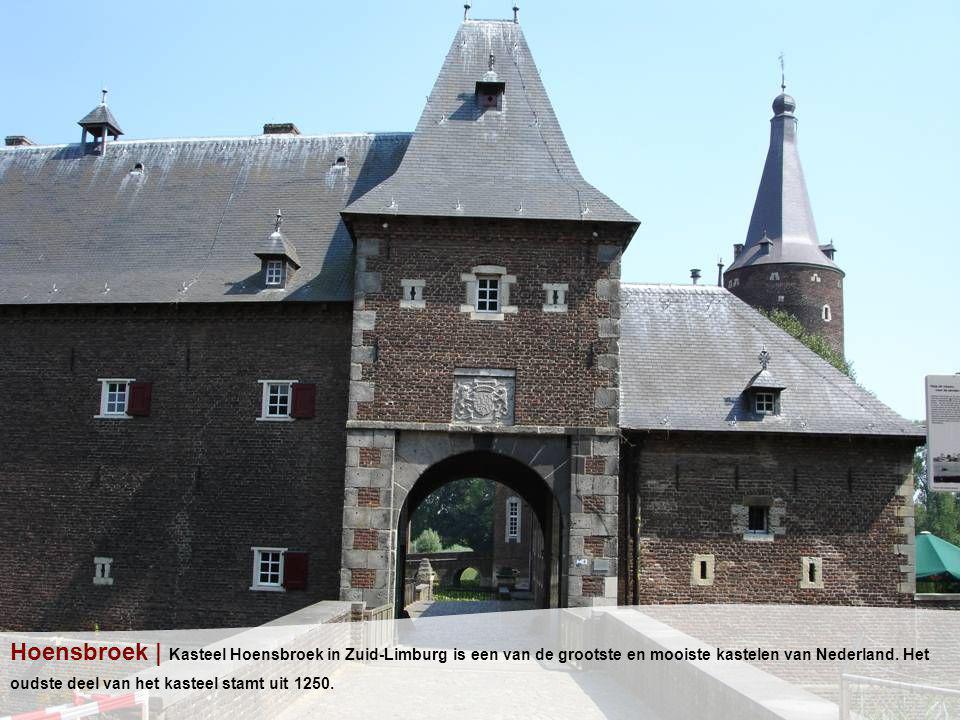 Hoensbroek | Kasteel Hoensbroek in Zuid-Limburg is een van de grootste en mooiste kastelen van Nederland.