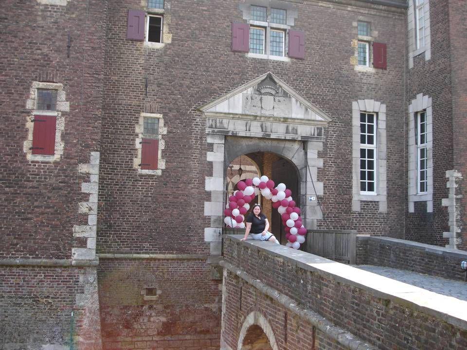 Heerlen | We logeerden in het prachtige kasteelhotel ''Ter Worm'' in Heerlen waar de gasten luxueus verwent worden.
