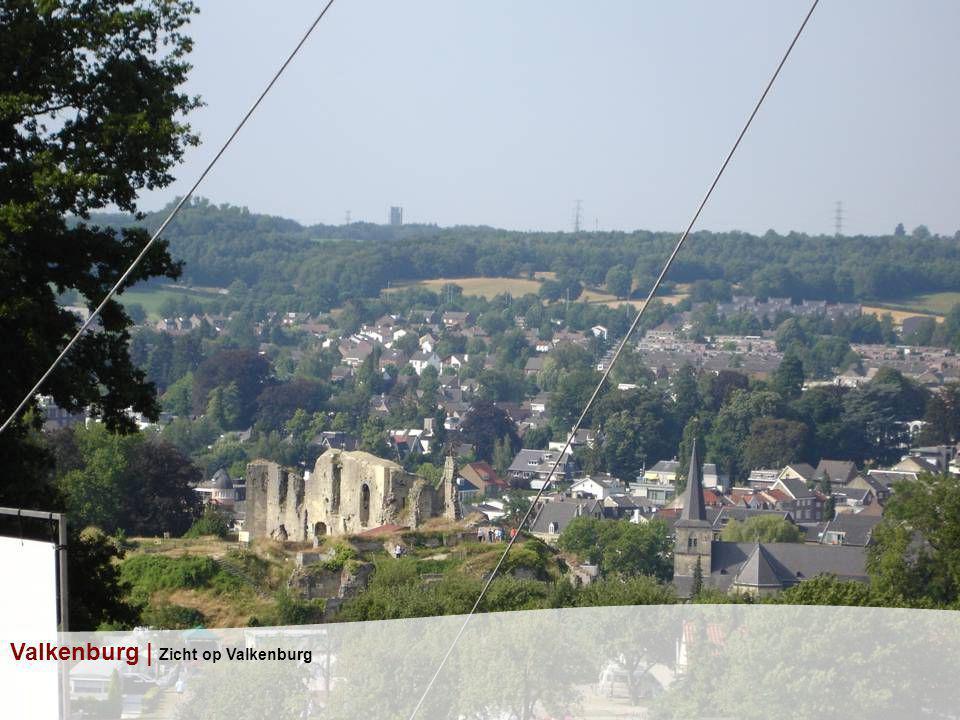 Valkenburg | Zicht op Valkenburg