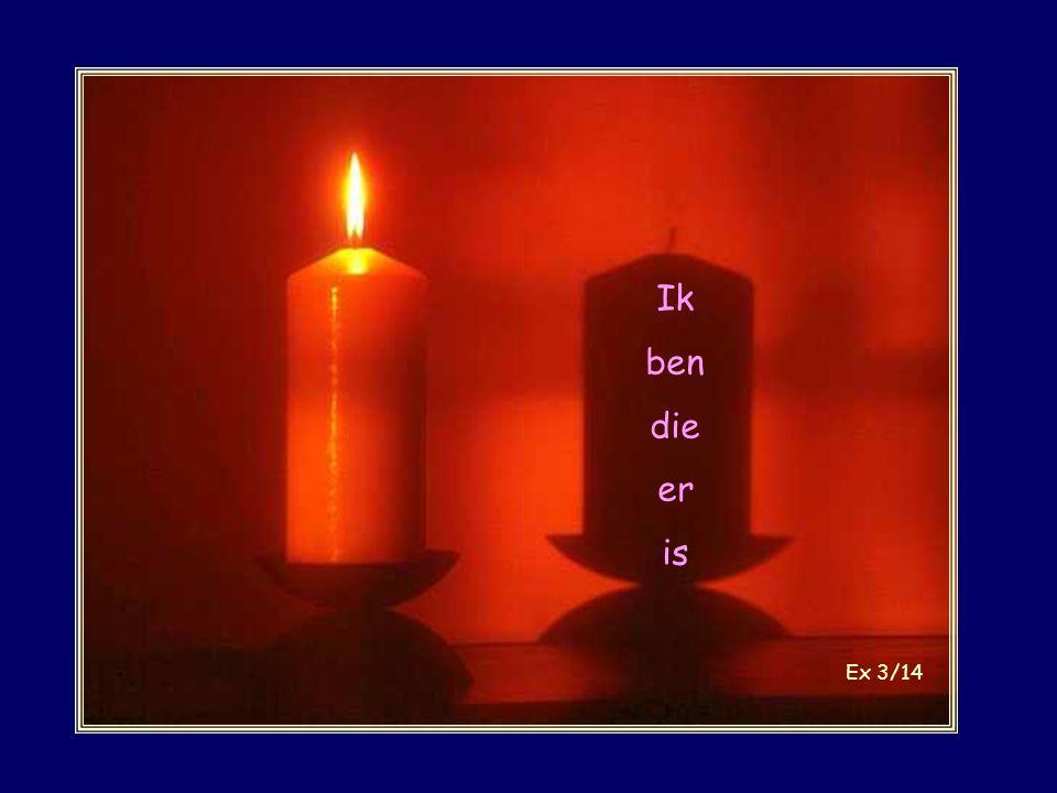 Jezus vroeg zijn leerlingen: `Wie is de Mensenzoon volgens de mensen Matt 16/13