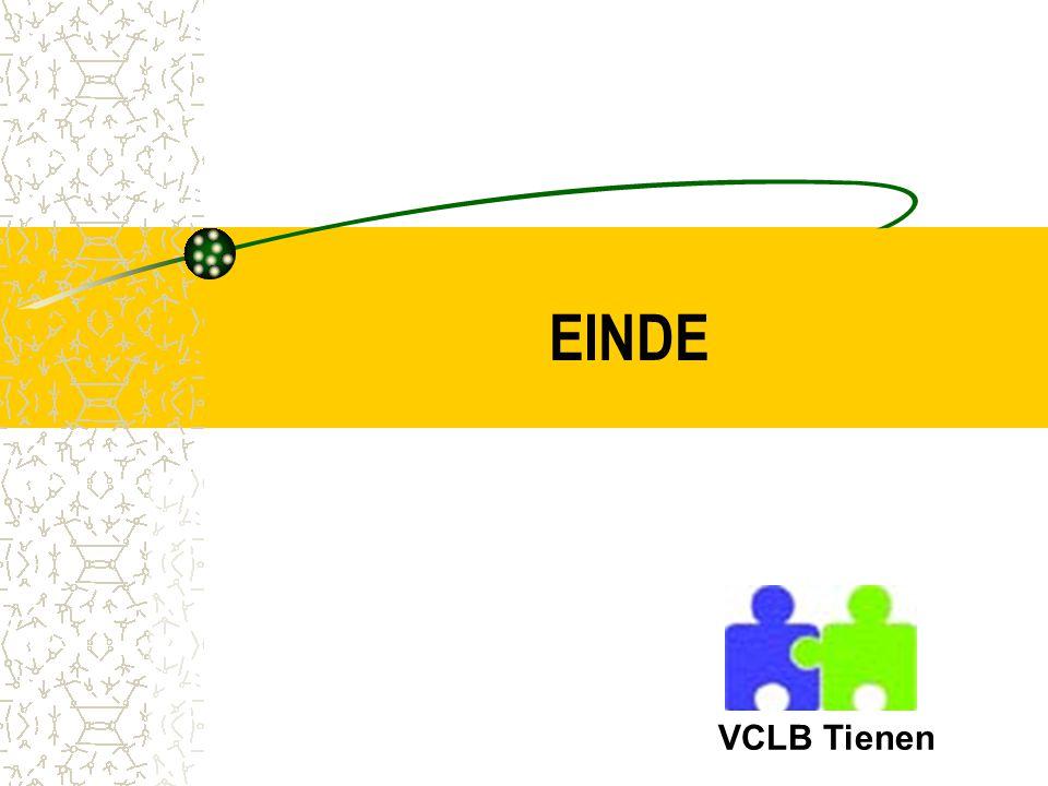EINDE VCLB Tienen