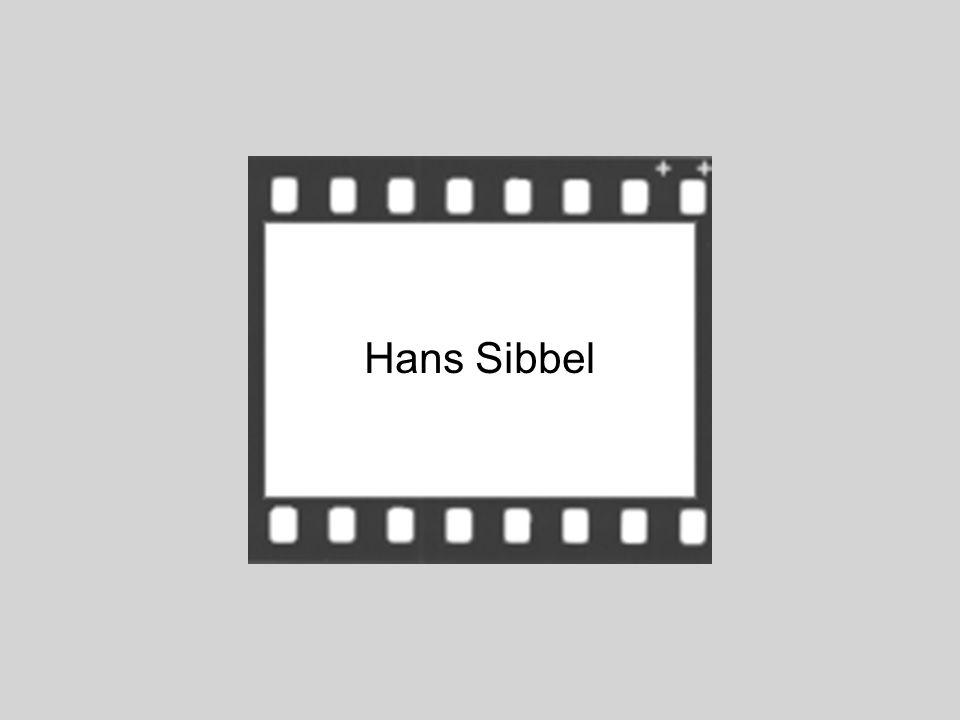 Hans Sibbel