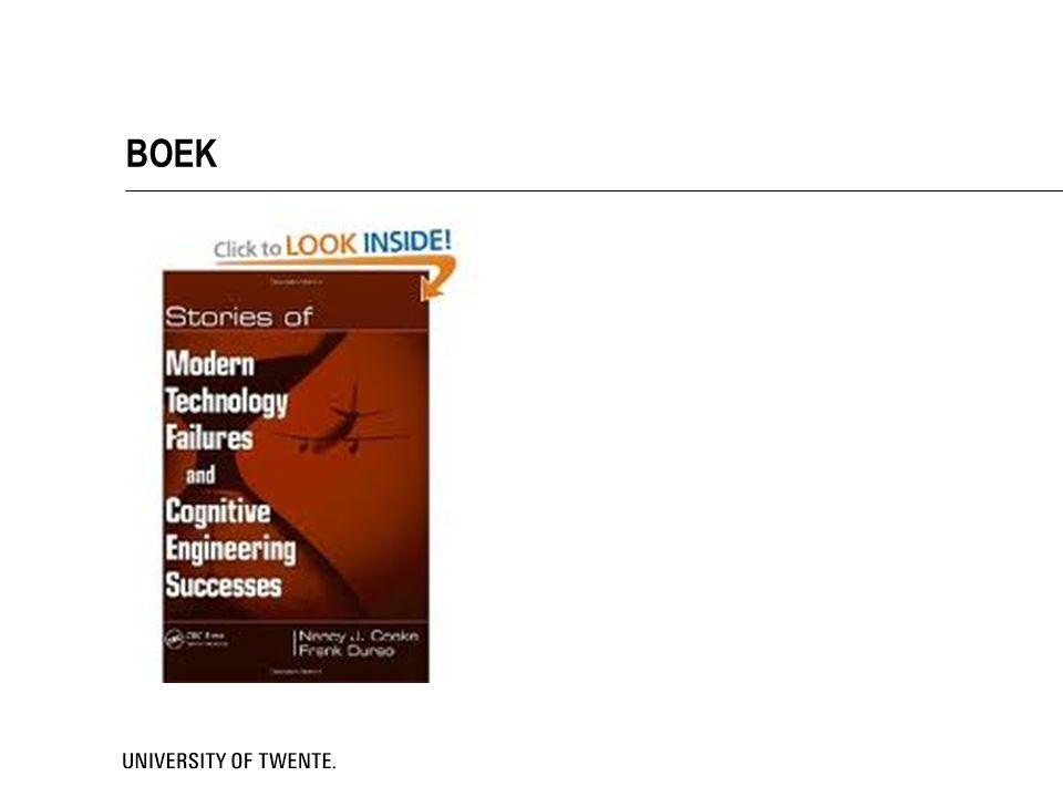 SAMENGEVAT  De belangrijkste doelstelling van dit vak is dat er inzicht ontstaat in hoe cognitieve kennis een bijdrage kan leveren aan het oplossen van problemen.