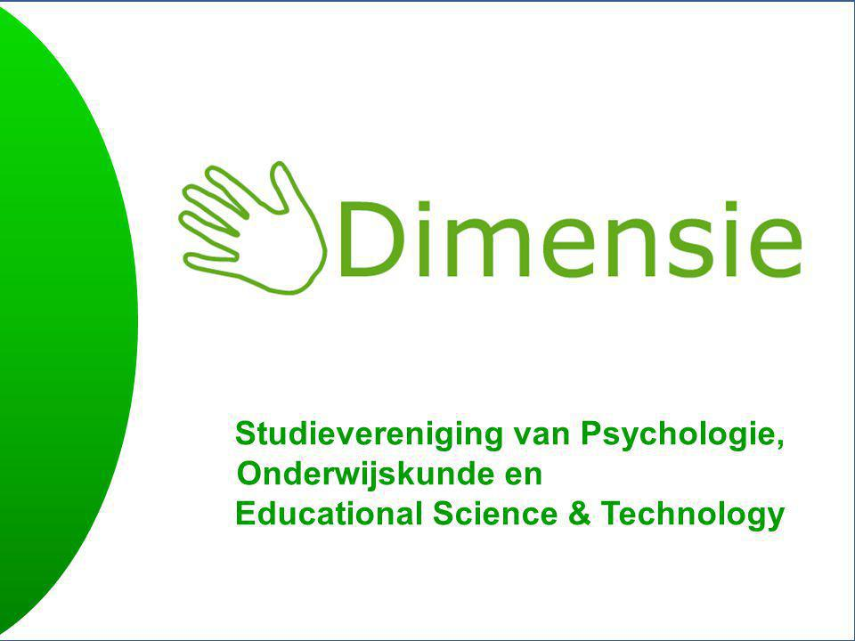 Studievereniging van Psychologie, Onderwijskunde en Educational Science & Technology