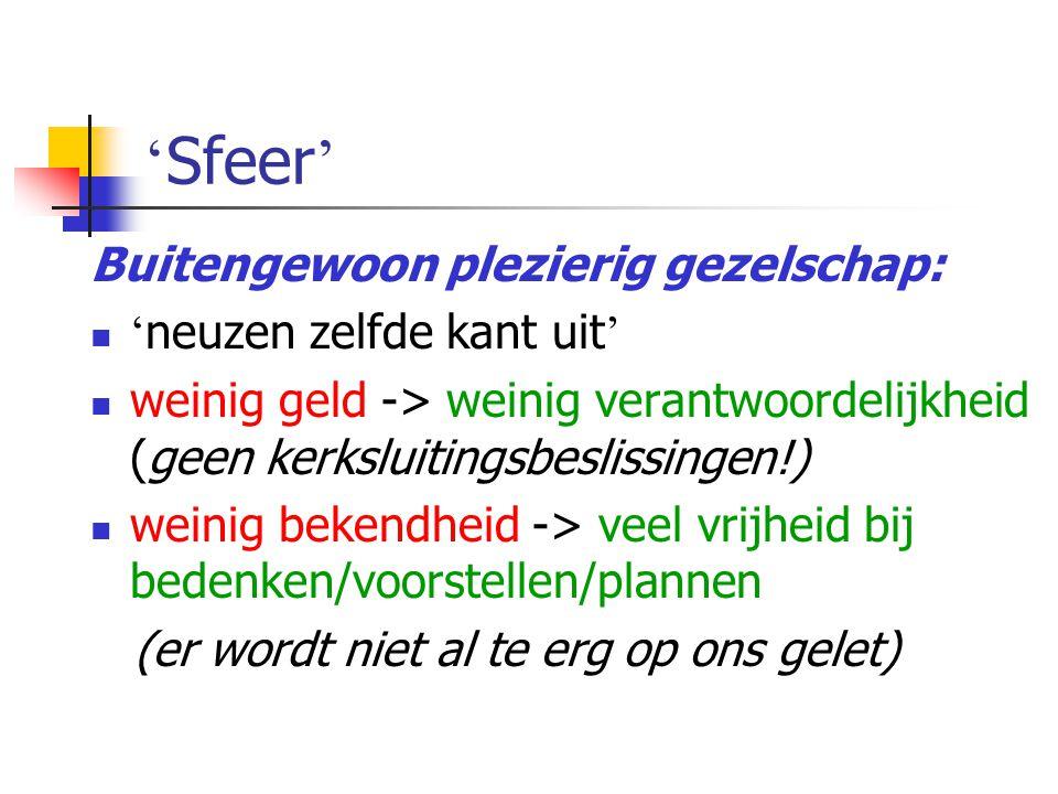 ' Status ' ? + : vertegenwoordigt tienduizenden inwoners van Enschede (en Twente)!! Maar ook: - : nauwelijks formele bevoegdheden - : ' jaaromzet ' €