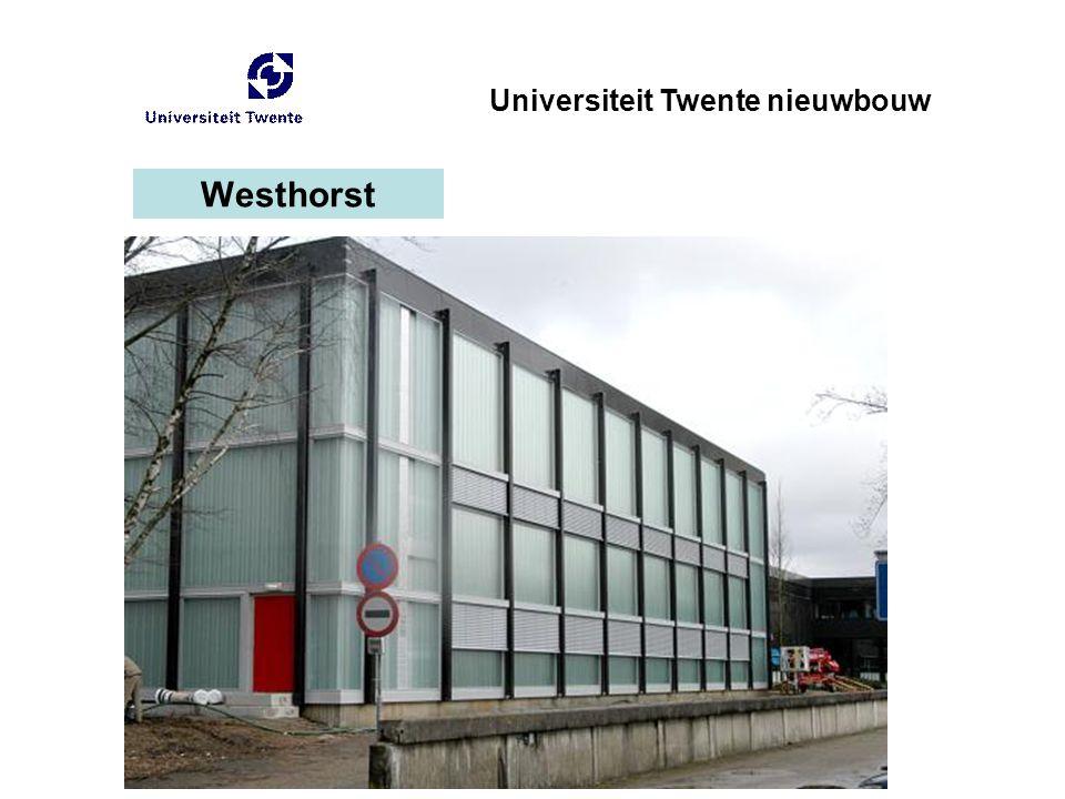 Westhorst Universiteit Twente nieuwbouw