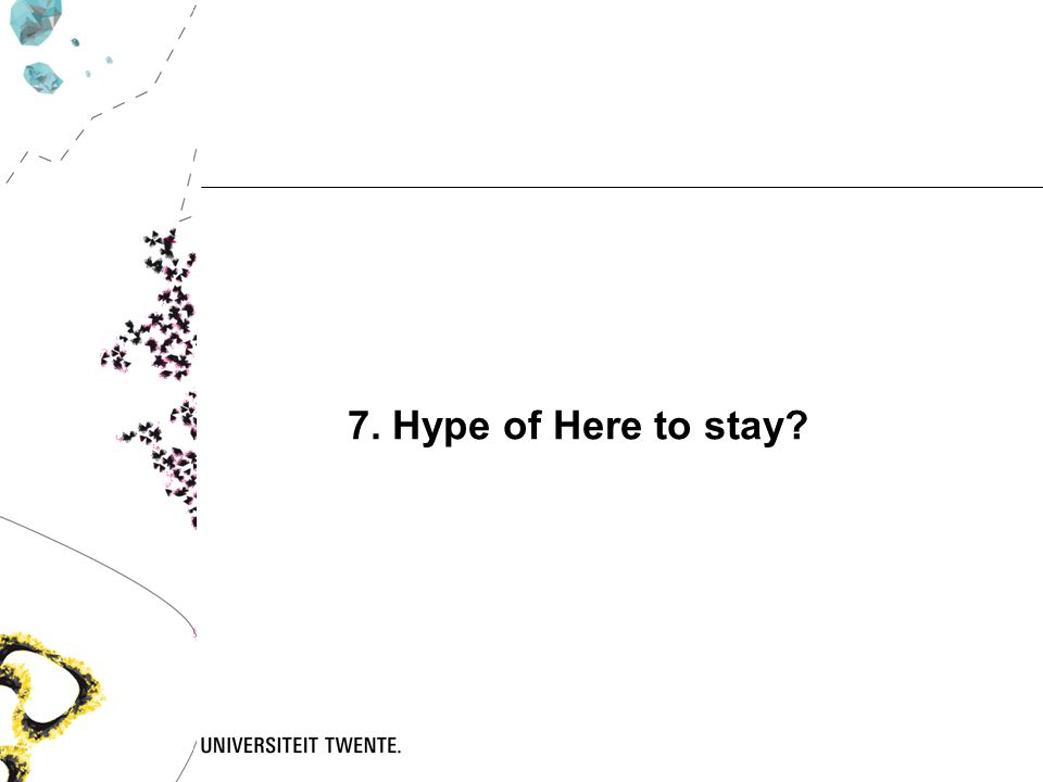 7. Hype of Here to stay?