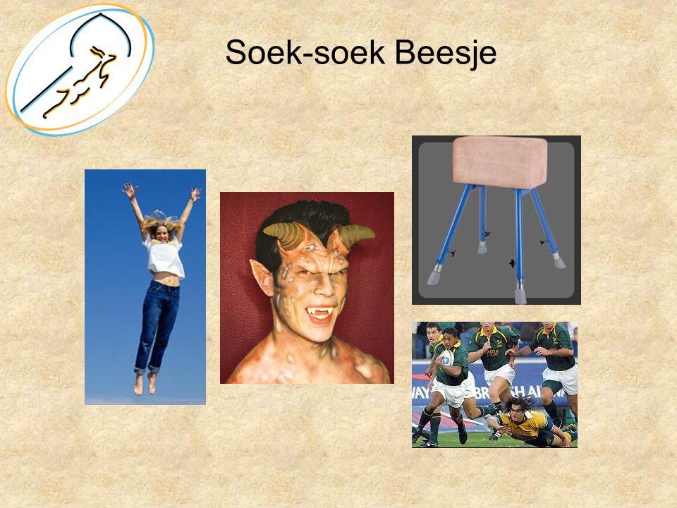 Wie is de president van Zuid- Afrika? AMbeki BMandela CDe Klerk