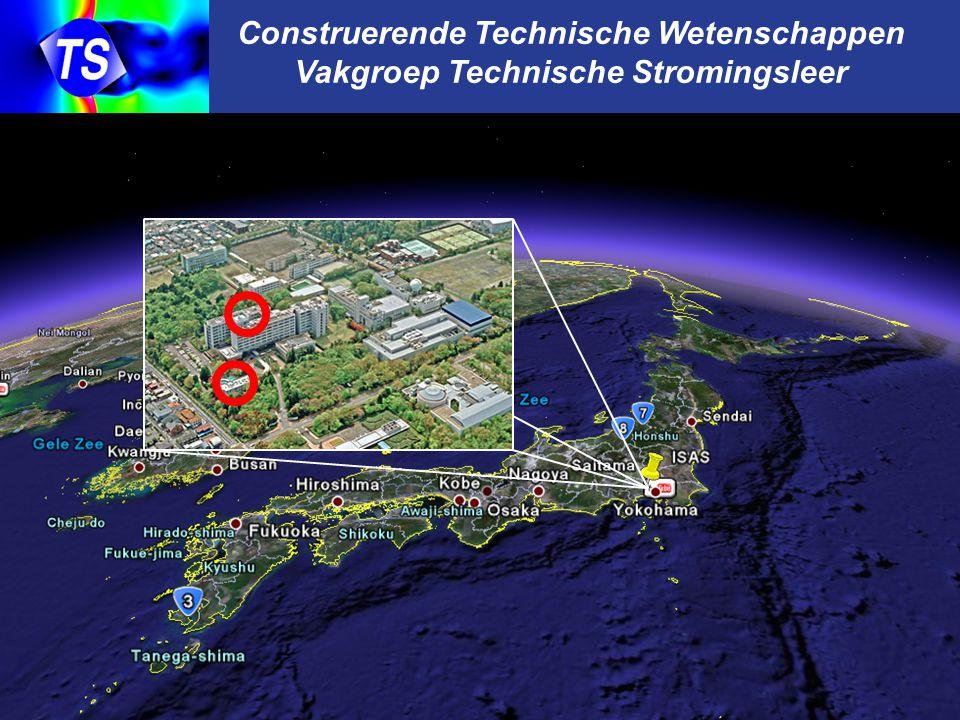 Construerende Technische Wetenschappen Vakgroep Technische Stromingsleer