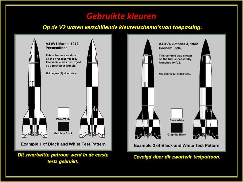Geleiding De raketgeleiding verliep via een geavanceerd gyroscopisch systeem dat stuursignalen naar de aerodynamische stuurvinnen en vanen in de uitla