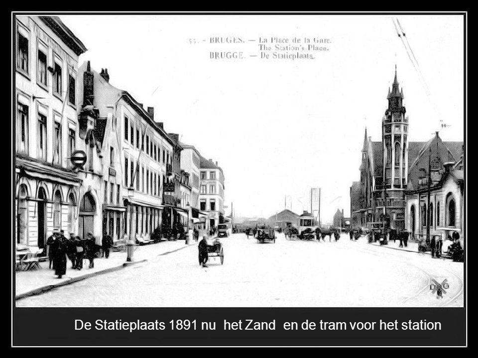 Défilement à votre rythme Brugge 1900 Het was eens