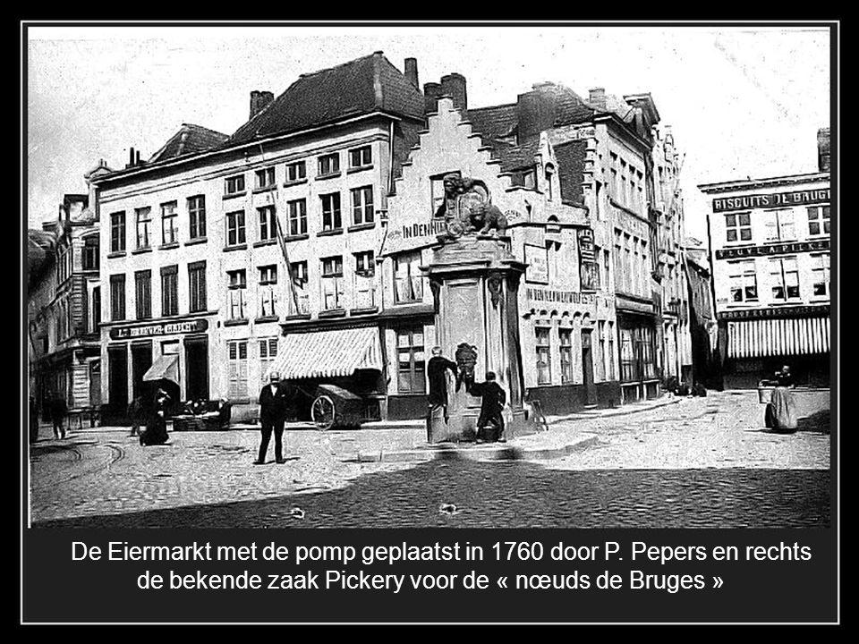 Het eerste grootwarenhuis was de TIETZ in de Kuiperstraat, later kwam op die plaats de Innovation
