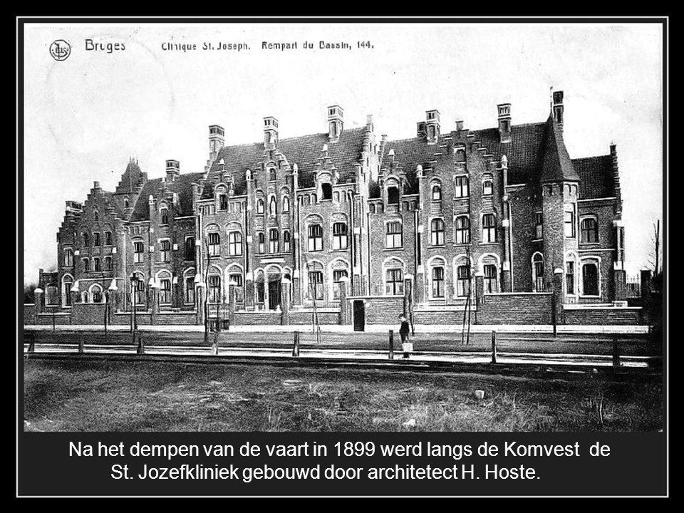 1902 De Kazernewijk, aflossing van de wacht bij de »Poermolen kazerne » een attraktie voor de jeugd.
