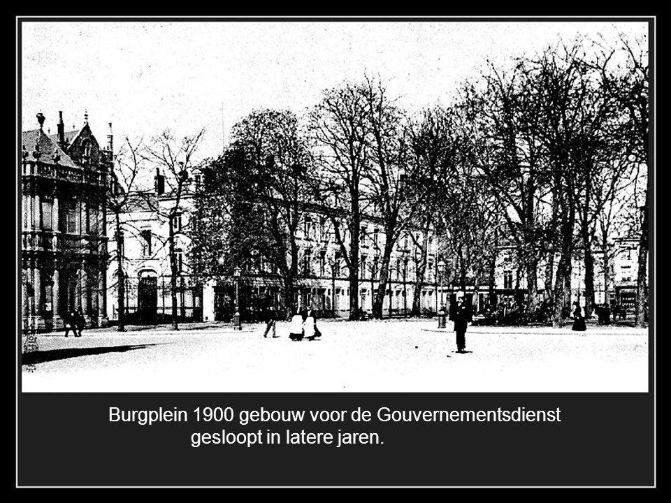 Na het dempen van de vaart in 1899 werd langs de Komvest de St. Jozefkliniek gebouwd door architetect H. Hoste.