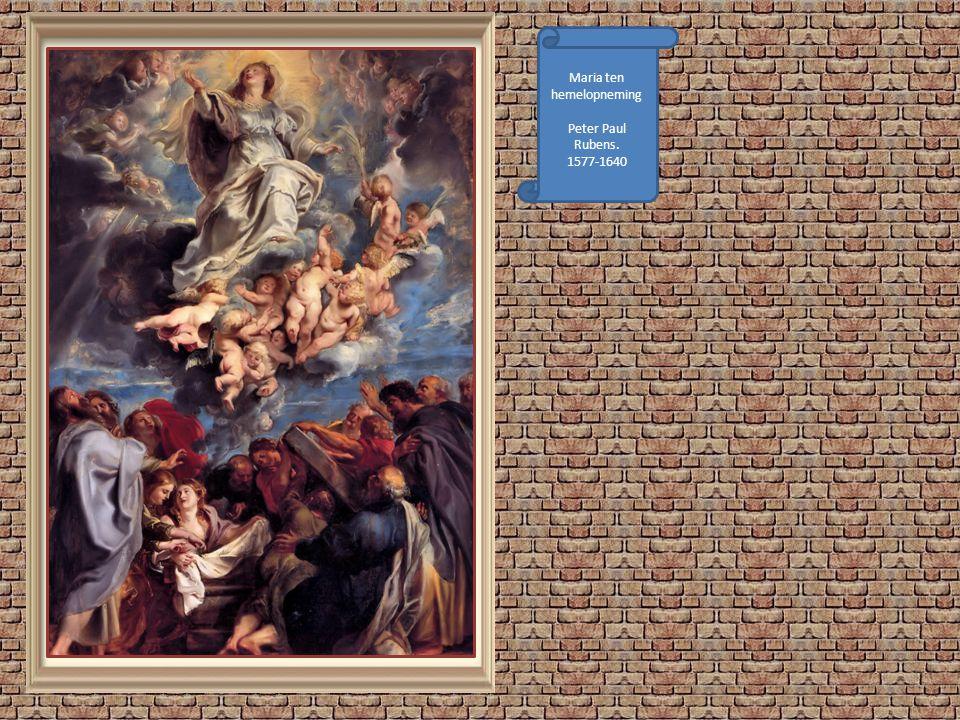 De vereniging van aarde en water Peter Paul Rubens. 1577-1640