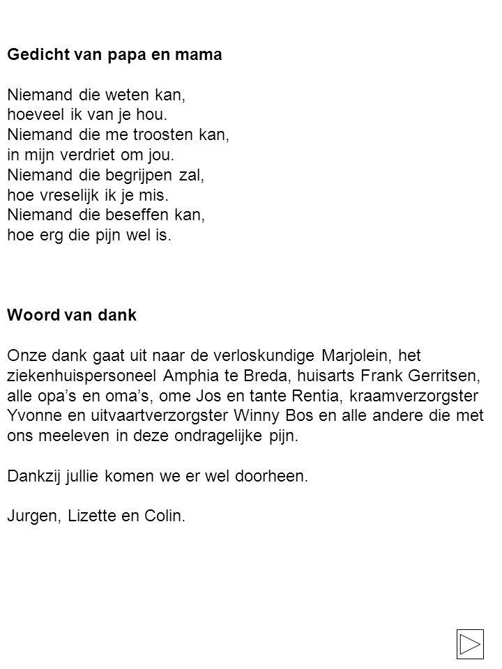 Bekend Lieve Gedichten Voor Papa En Mama | zoeymarinasara news DG67