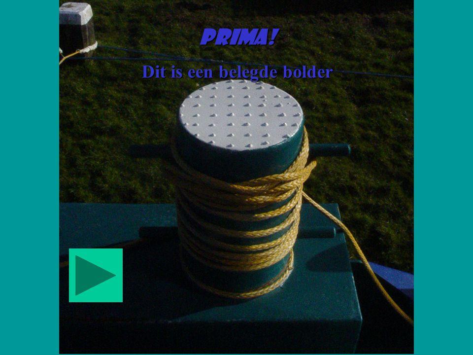 Wat voor soort touw Is dit .