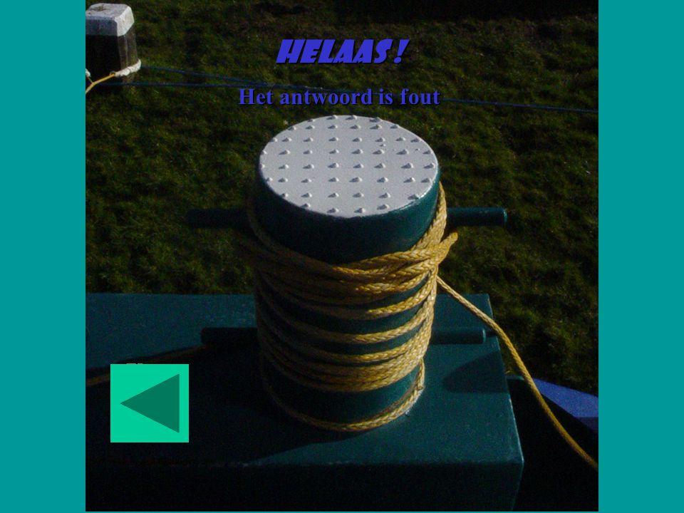 Prima ! Dit is een 6-strengs gevlochten nylontouw