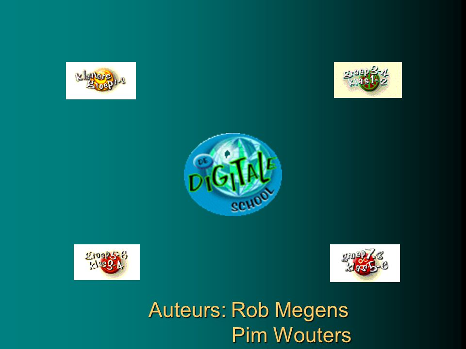 Auteurs: Rob Megens Pim Wouters