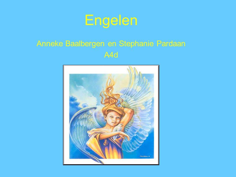 Engelen Anneke Baalbergen en Stephanie Pardaan A4d