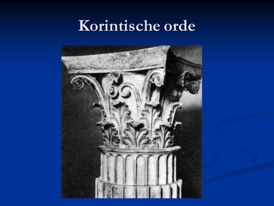 Korintische orde